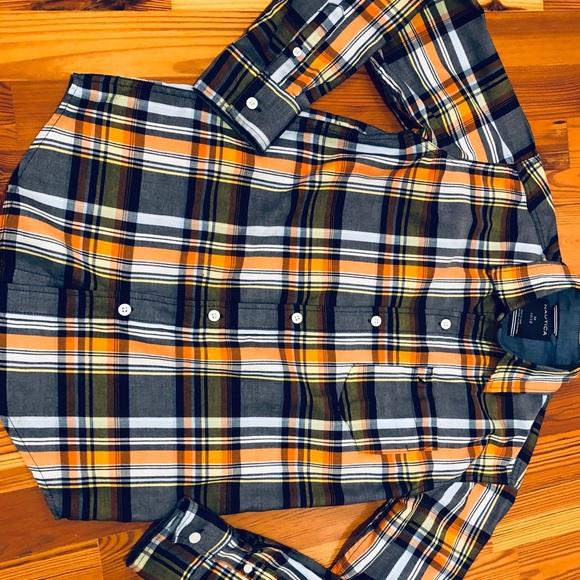 Nautica Other - Nautical button down shirt, boys 10-12